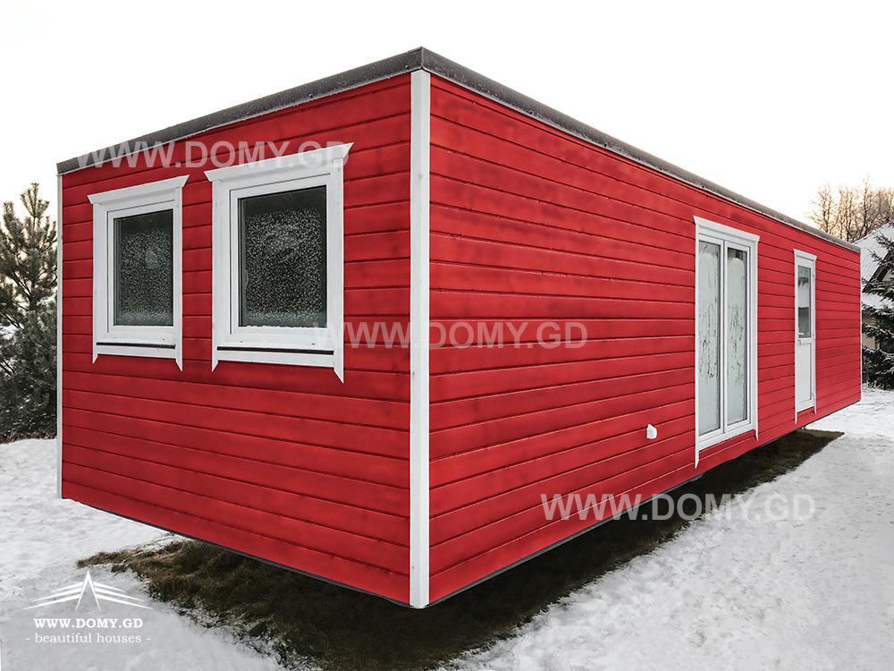Mobilny Caloroczny Dom Energooszczedny 3 Domy Gd